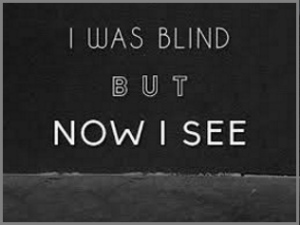 Suffering From Spiritual Blindness? | New Life Exchange